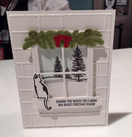 Window-christmas